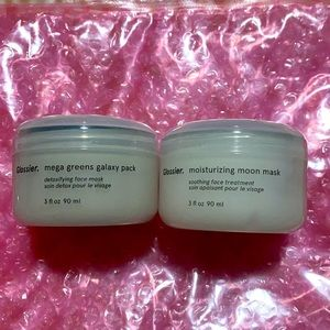 Glossier Face Mask (galaxy and moon) 90ml